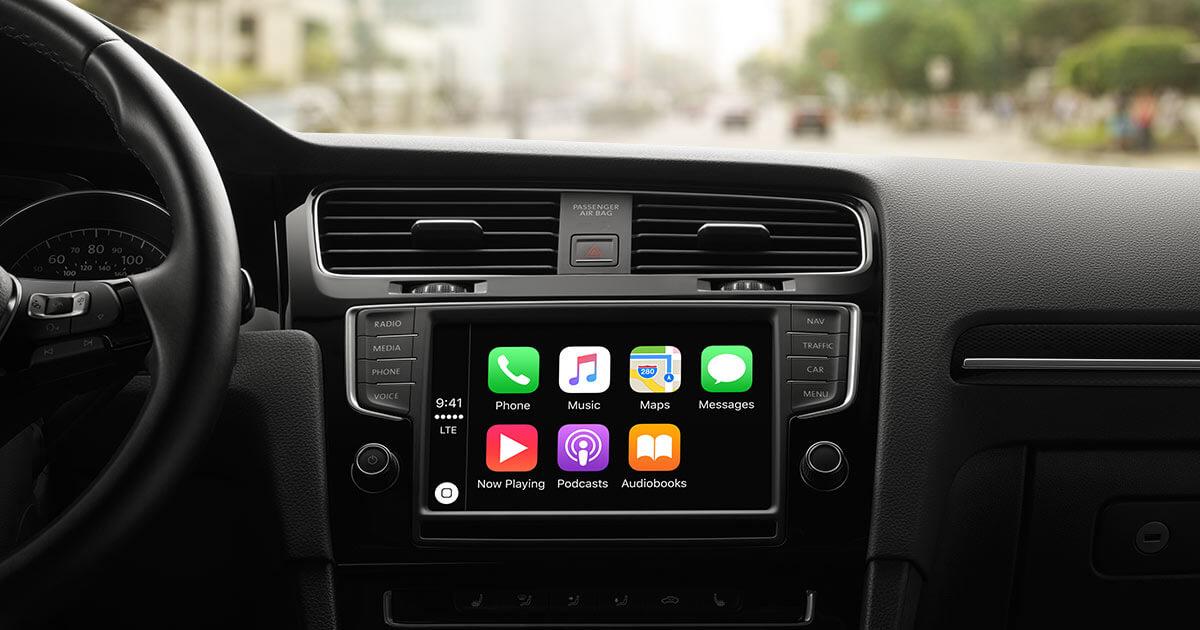 Apple CarPlay specifications