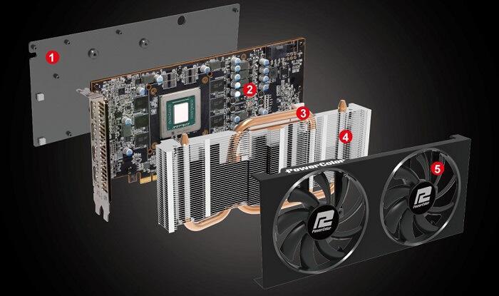 Radeon RX 5600 XT specifications