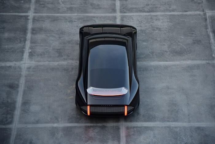 Hyundai Prophecy EV is Controlled by Joystick