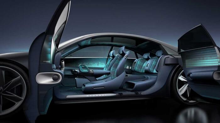 Hyundai latest electric car