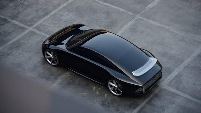 Hyundai Prophecy EV Car