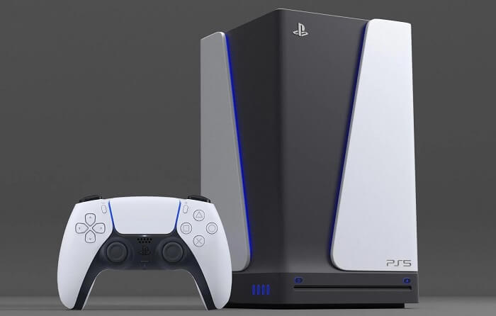 PlayStation 5 gaming controller