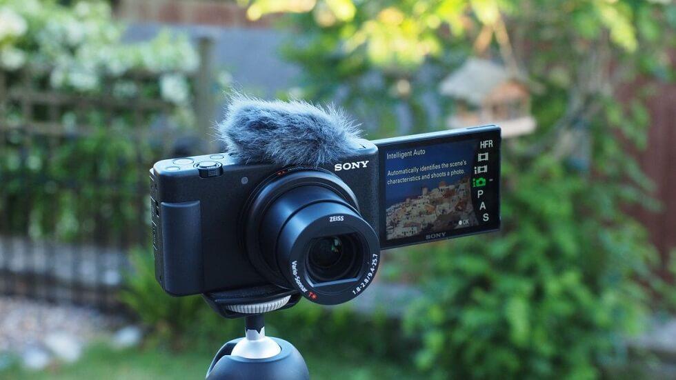 Sony ZV-1 Vlogging Camera for YouTubers