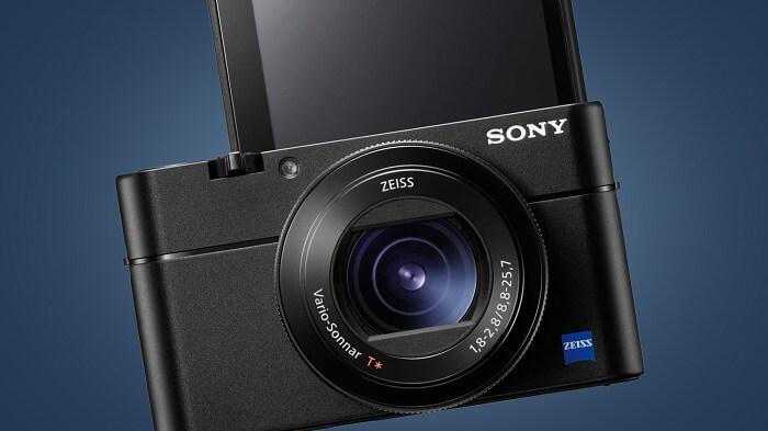 Sony latest camera