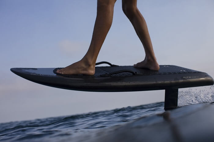 Fliteboard Surfing