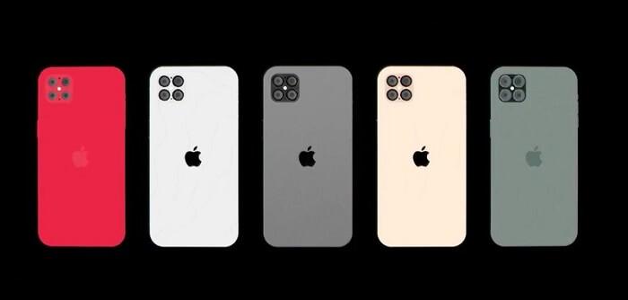 iPhone 12 Series Leaks