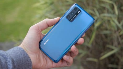 Hands-on Review of Huawei P40