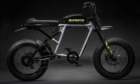 Super73 R Series e-Bikes: Long Range Bikes