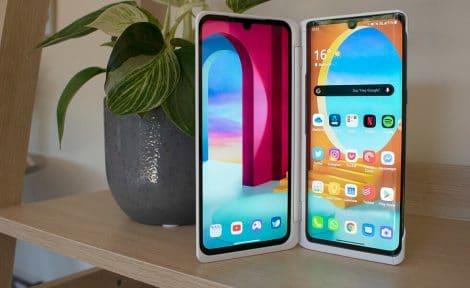 Hands-on LG Velvet Review