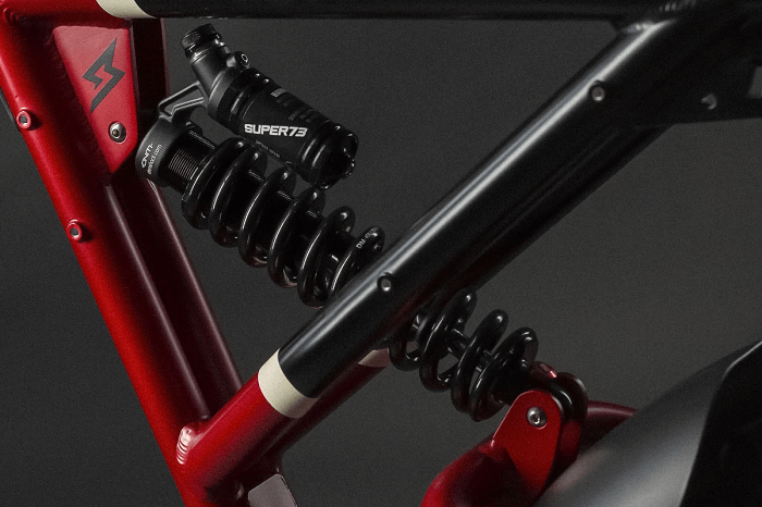 e-Bikes mechanism