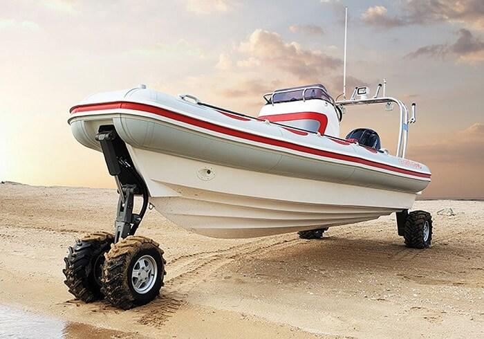 Amphibious Boats