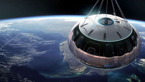 The Space Perspective: A Balloon to Outer Space