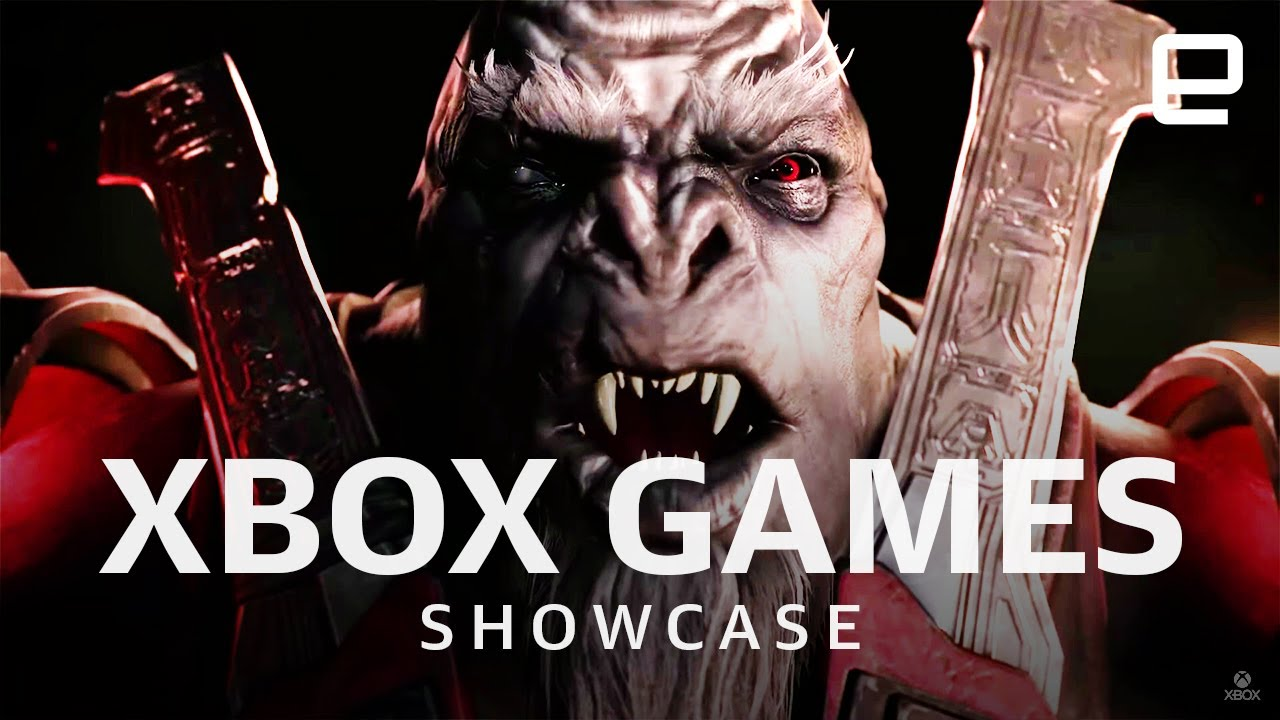 Xbox Games Showcase in 11 Minutes