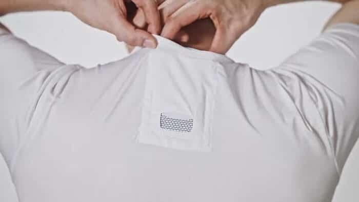 Sony wearable AC