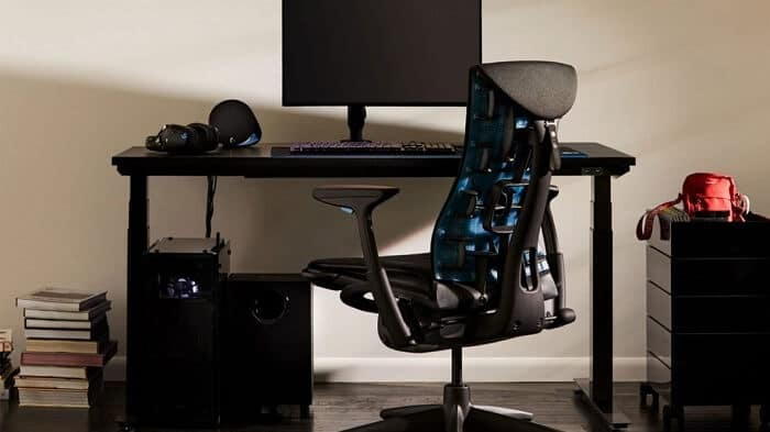 Embody Gaming Chair specs