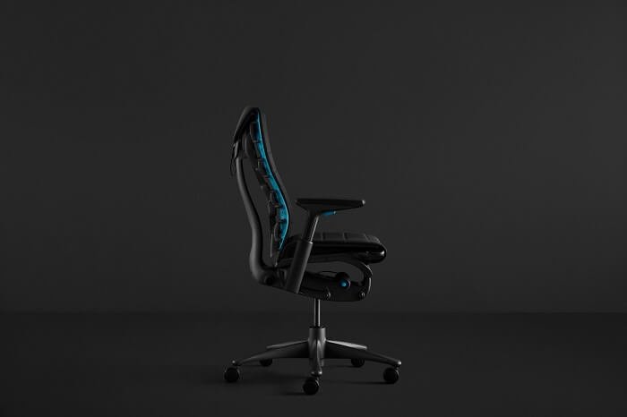 Logitech gaming chair