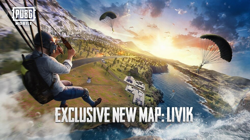 PUBG Mobile Gets Its First Exclusive Map: Livik