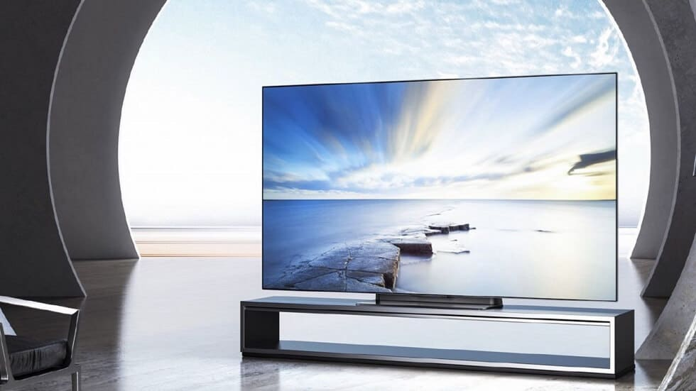 Xiaomi Reveals Its First 4K OLED TV