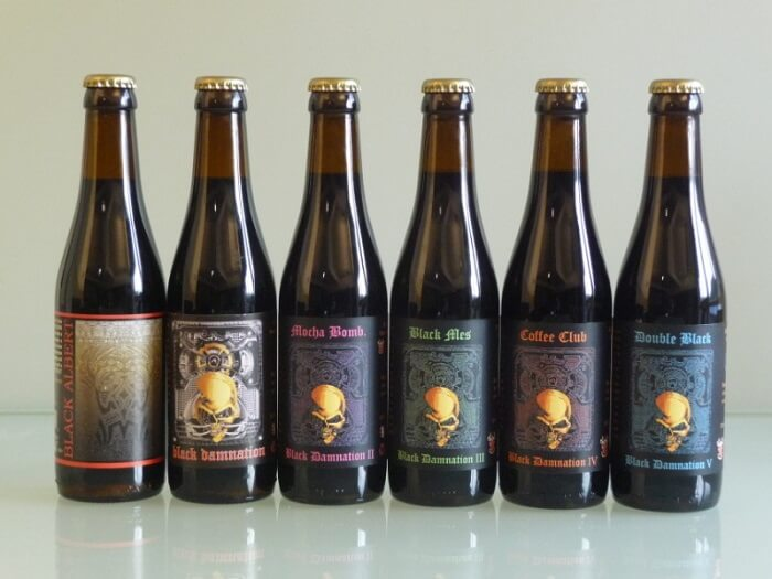 Struise: Black Damnation Series
