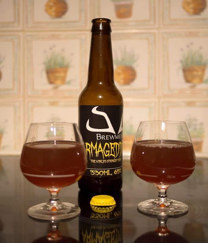 Brewmeister: Armageddon Eisbock Beer