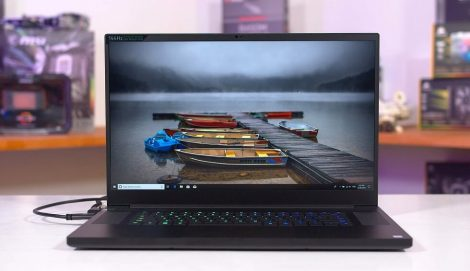Razer Blade Pro 17: A Big and Powerful Laptop