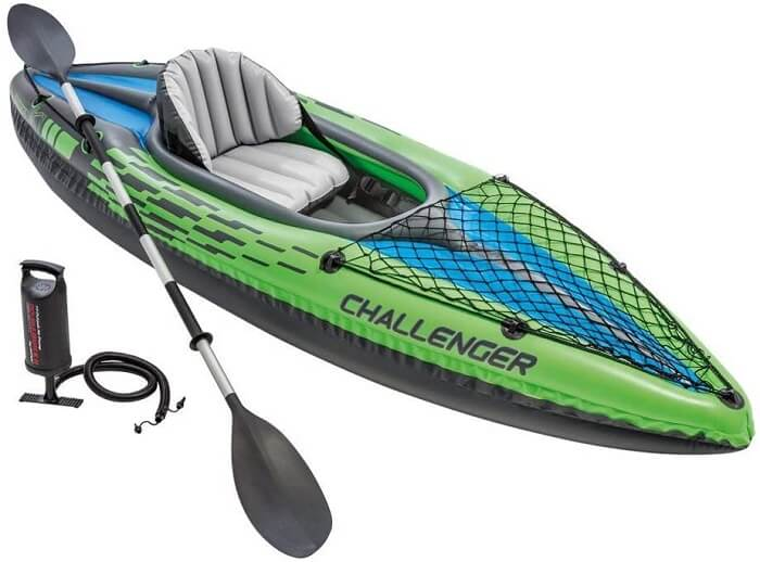 Intex Challenger Inflatable Kayak Series