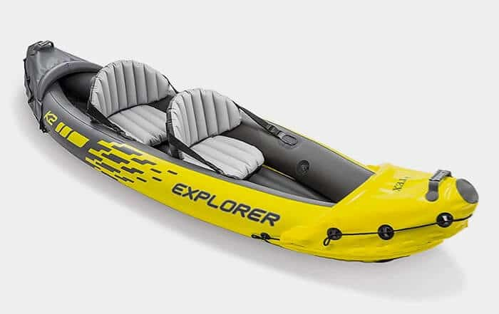 Intex Explorer K2 Inflatable Kayak - Best Inflatable Kayaks