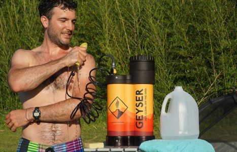 Top 10 Portable Showers for Camping and Outdoors