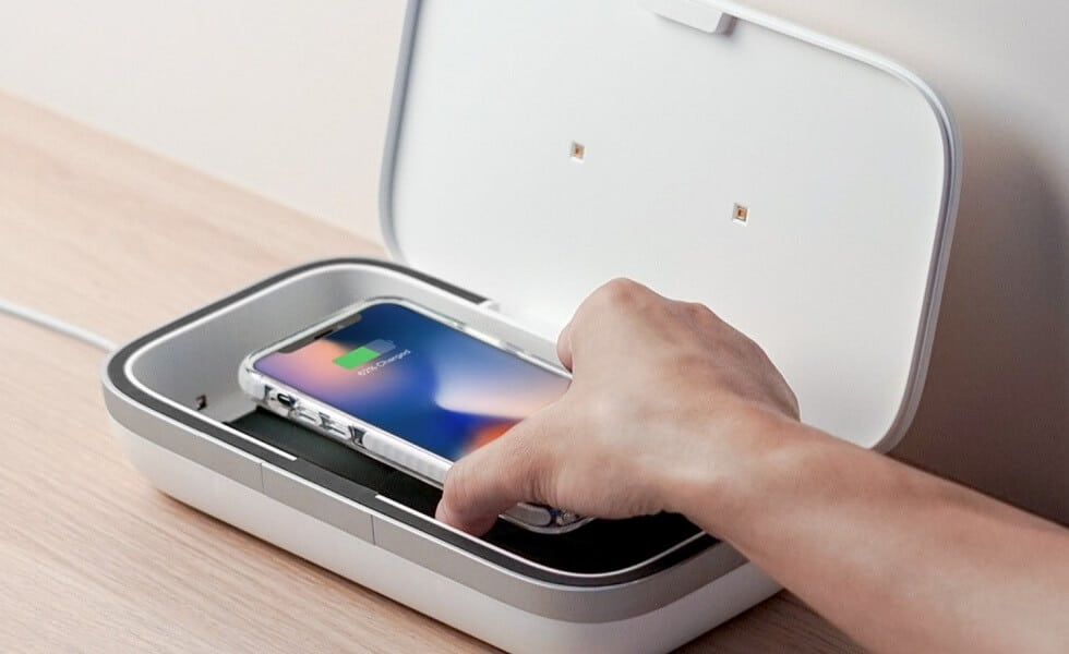 Casetify UV Sanitizer: A Sanitizer for Your Gadgets