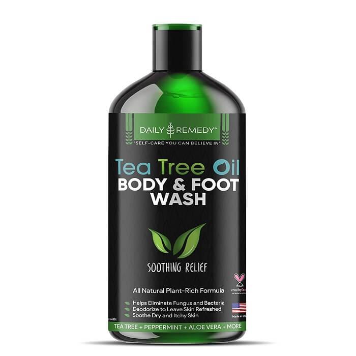 FineVine 100% Natural Tea Tree Body Wash