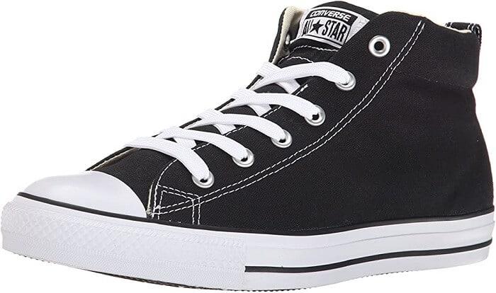 Converse Men's Street Canvas Mid Top Sneaker