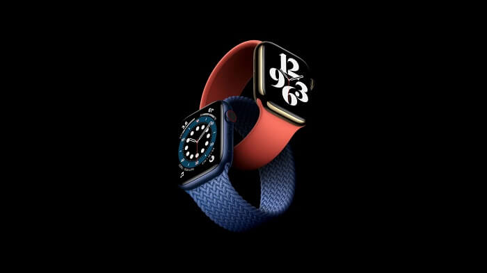 Apple Watch Series 6 - Apple Time Flies Event