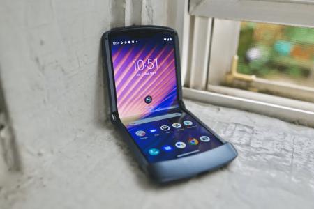 Motorola Razr 2020: A Refined 5G Foldable Phone