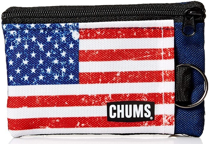 Chums Surfshort Zipper Wallet - Best Zipper Wallets for Men