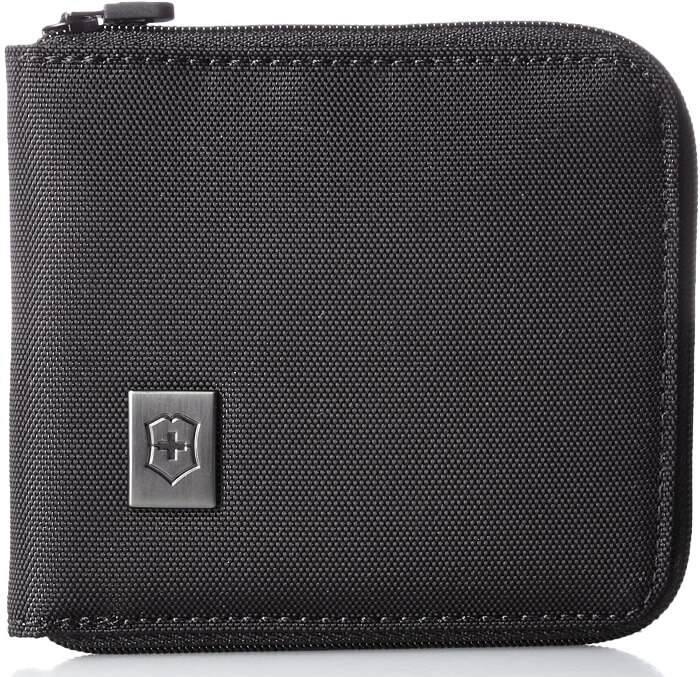 Victorinox Zipper Wallet for Men