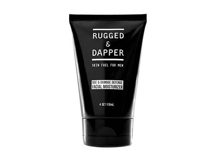 Rugged and Dapper Face Moisturizer for Men