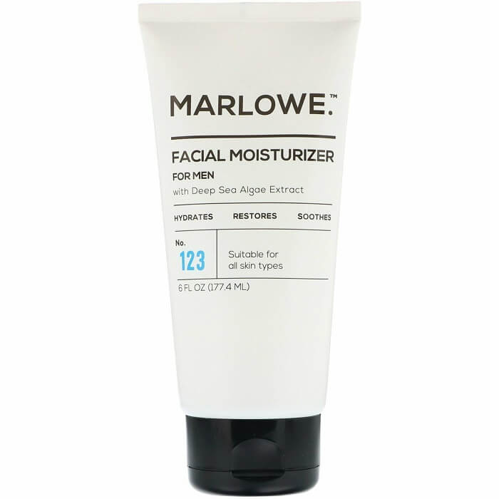 Marlowe No 123 Men's Facial Moisturizer