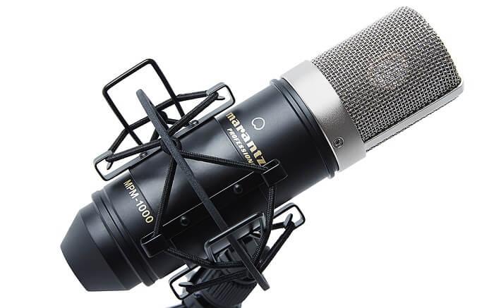 Marantz Professional MPM-1000 Cardioid Condenser Microphone