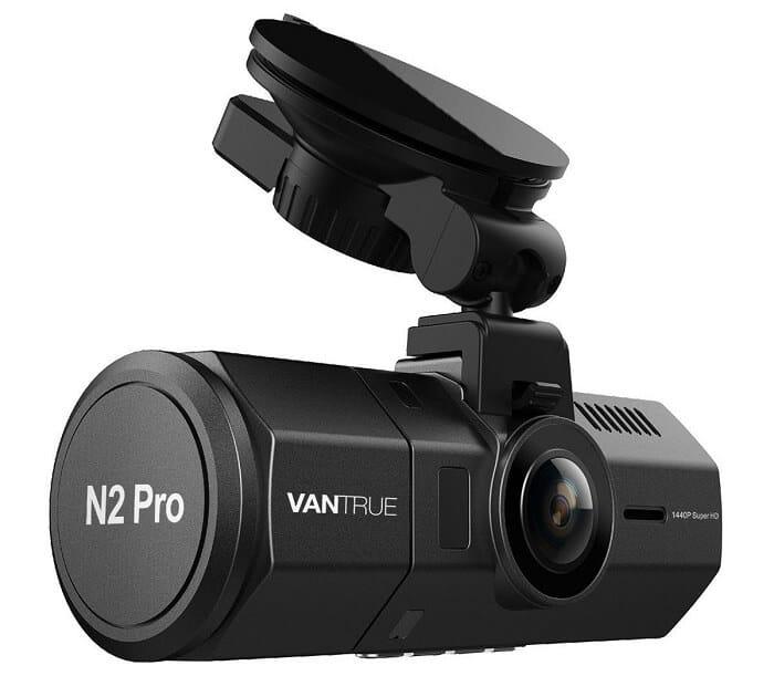 Vantrue N2 ProUber Dual Dash Cam