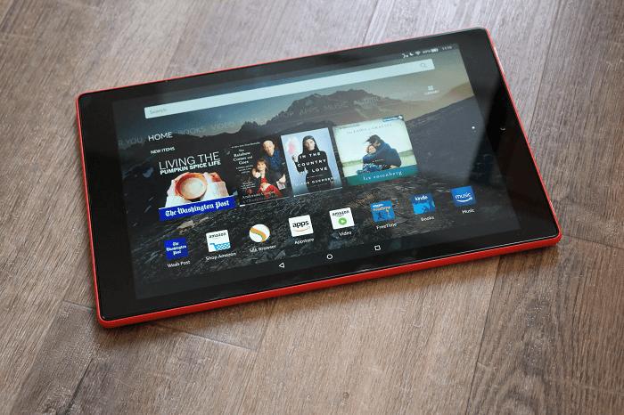 Fire HD 10 Tablet - Best Amazon Prime Day Deals