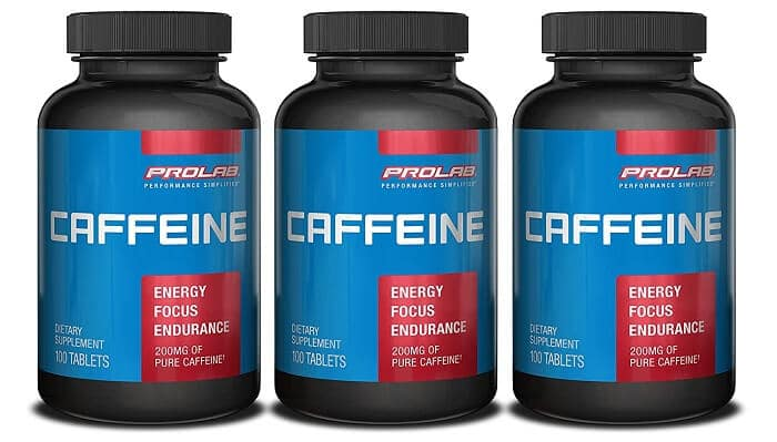 Prolab Caffeine Energy Pills