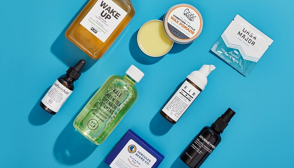 Best Herbal Beauty Products for Men with Zero Side Effects