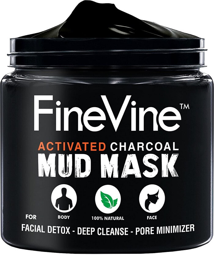 Charcoal Mask - Best Herbal Beauty Products