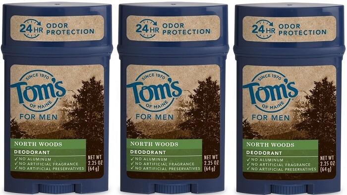 Tom's of Maine 24-Hour Men's Deodorant