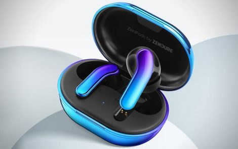 ZenPods Ultralight True Wireless Earbuds: A New Competitor