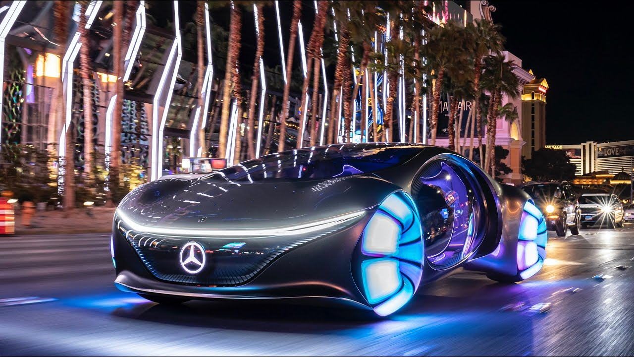 Top 10 Craziest Concept Cars of 2020