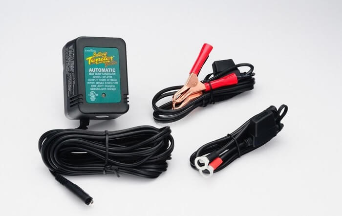 Battery Tender 12 Volt Junior Automatic Car Battery Chargers