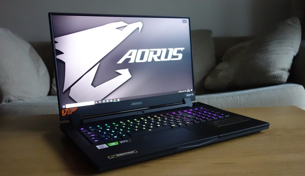 Gigabyte Aorus 17G: Another Flagship in Gaming Laptops