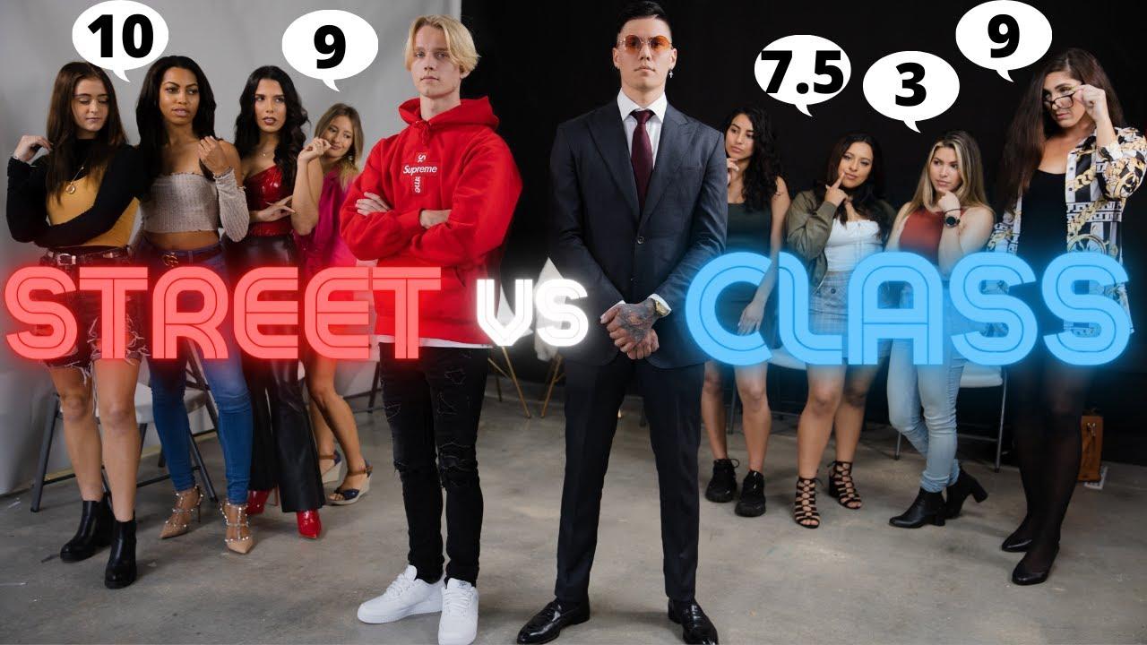 10 Girls v 10 Guys: Rating Guys Based On Their Style