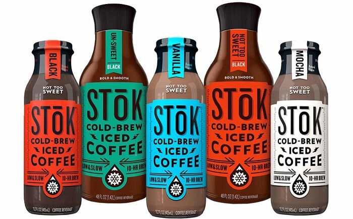 SToK Not Too Sweet Cold Brew Coffee